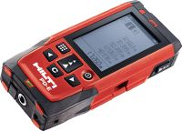 PD-E Outdoor laser meter with integrated viewfinder for measurements up to 200 m